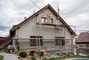 hypotéka na rekonstrukci domu nebo bytu